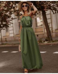 Šaty - kód 3323 - zelená