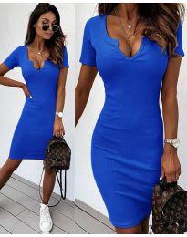 Šaty - kód 8829 - tmavě modrá