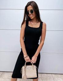 Šaty - kód 5964 - černá