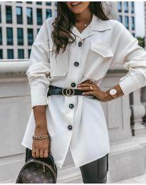Košile - kód 4848 - bílá