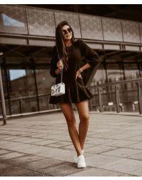 Šaty - kód 11512 - černá