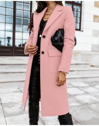 Kabát - kód 3435 - růžová