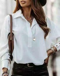 Košile - kód 4218 - bíla