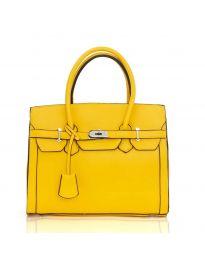 kabelka - kód LS586 - žlutá