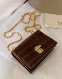 kabelka - kód B425 - hnědý