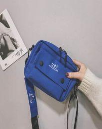 kabelka - kód B524 - modrý