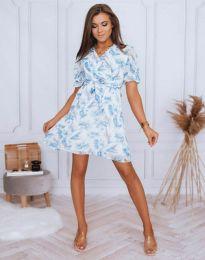 Šaty - kód 4082 - 6 - barevné