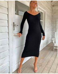 Šaty - kód 2333 - černá