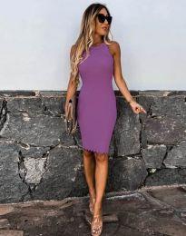 Šaty - kód 2720 - fialová