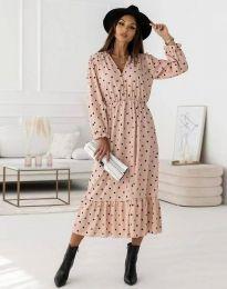 Šaty - kód 0836 - růžova