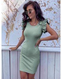 Šaty - kód 199 - mentolová