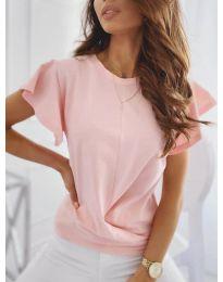 Tričko - kód 515 - růžová