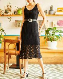 Šaty - kód 0351 - černá