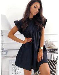 Šaty - kód 3145 - černá