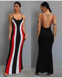 Šaty - kód 1616 - černá
