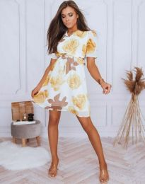 Šaty - kód 4082 - 3 - barevné