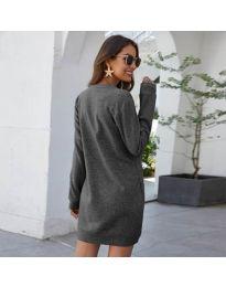 Šaty - kód 785 - grafit