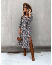 Šaty - kód 2745 - vícebarevné