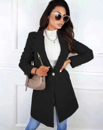 Kabát - kód 4704 - černá
