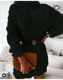 Šaty - kód 6071 - černá