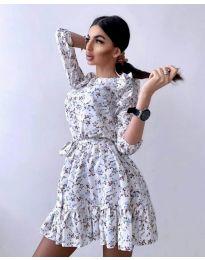 Šaty - kód 5910 - 1 - vícebarevné