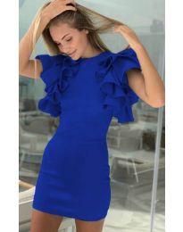 Šaty - kód 939 - modrá