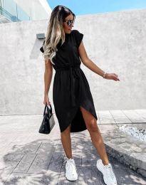Šaty - kód 2074 - černá