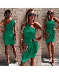 Šaty - kód 2457 - zelená
