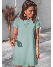 Šaty - kód 2299 - zelená