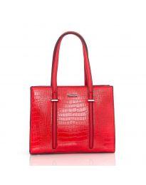kabelka - kód HS8105 - červená
