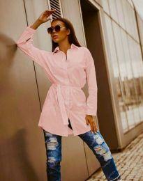 Košile - kód 6739 - růžova