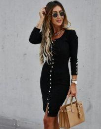 Šaty - kód 5822 - 1 - černá