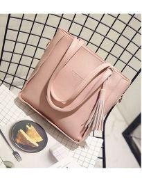 kabelka - kód B7 - růžová