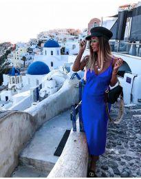 Šaty - kód 0005 - tmavě modrá