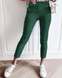 Kalhoty - kód 5043 - 3 - zelená