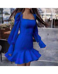 Šaty - kód 3605 - tmavě modrá