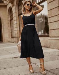 Šaty - kód 1249 - černá