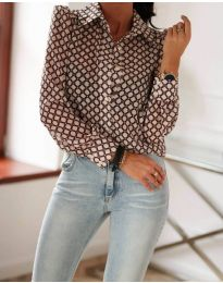 Košile - kód 654 - bežová