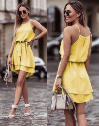 Košile - kód 2104 - žlutá