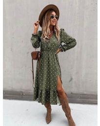 Šaty - kód 8866 - 2 - vícebarevné