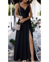 Šaty - kód 8489 - černá