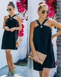 Šaty - kód 9103 - černá