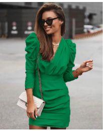 Šaty - kód 870 - zelená