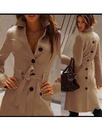 Kabát - kód 788 - bežová