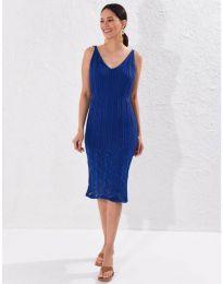 Šaty - kód 0351 - modrá