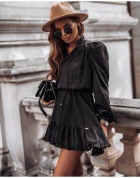 Šaty - kód 3231 - černá