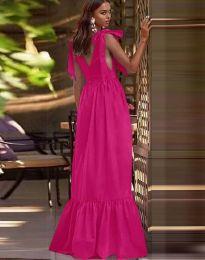 Šaty - kód 2743 - cyclamenová