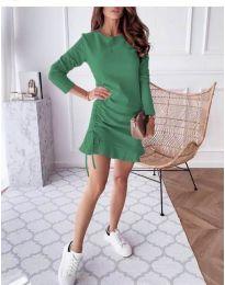 Šaty - kód 832 - zelená