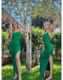 Šaty - kód 7858 - zelená