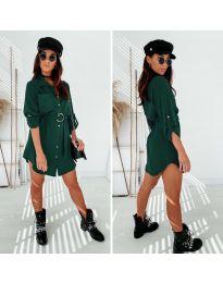 Šaty - kód 976 - zelená